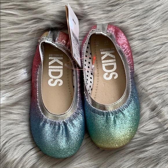 Cotton On Kids Ballet Flat Shoe Girls
